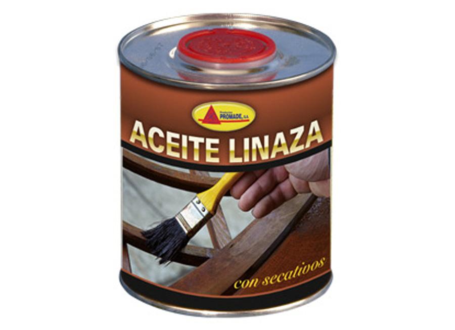 Aceite de linaza hervido semillaslino - Aceite de linaza para madera ...